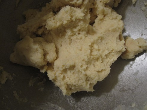 Snickerdoodle Cookie Dough